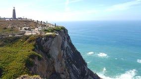 Cabo da Roca 库存照片