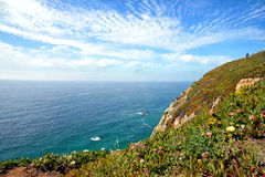 Cabo da Roca 库存图片