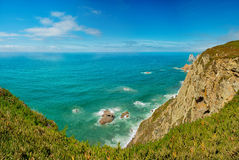 Cabo da Roca (Cape Roca), Portugal Stock Photos