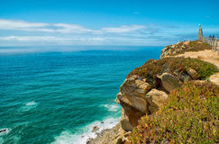 Cabo da Roca (Cape Roca), Portugal Stock Photography