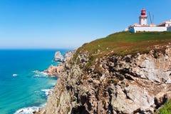 Cabo da Roca (Cape Roca) Sintra, Portugal Royalty Free Stock Photography