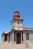 Cabo da Roca lighthouse Royalty Free Stock Photos