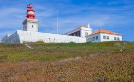 Cabo da Roca Lighthouse Stock Photography