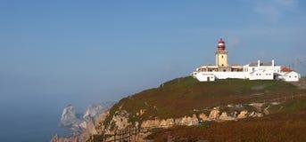 Cabo da Roca nel Portogallo Fotografia Stock Libera da Diritti