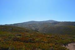 Cabo DA Roca Paisaje marino imagenes de archivo