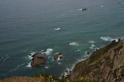 Cabo da Roca, Portogallo Fotografia Stock Libera da Diritti
