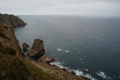 Cabo da Roca, Portogallo Immagine Stock Libera da Diritti