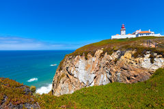 Cabo da Roca, Portugal Royalty Free Stock Photos