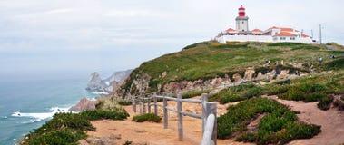 Cabo DA Roca, Portugal Royalty-vrije Stock Foto