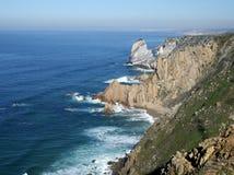 Cabo DA Roca, Portugal Stockbilder