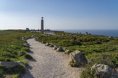 Cabo da Roca, Portugal Stock Photography