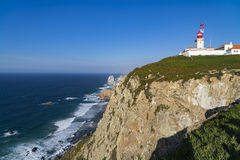 Cabo da Roca, Portugal Stock Images