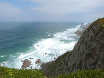 Cabo Da Roca in Portugal Royalty Free Stock Photos