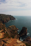 Cabo da Roca, Portugal Royalty Free Stock Photography