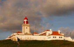 Cabo da Roca Portugal stock photos