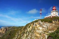 Cabo da Roca, Portugal Stock Photos