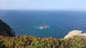 Cabo da Roca. Portugal Royalty Free Stock Photos