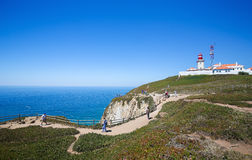 Cabo da Roca, Portugal Stock Image