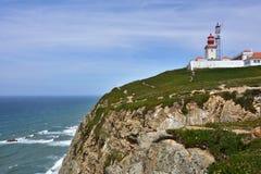 Cabo da Roca Portugalia Obraz Royalty Free
