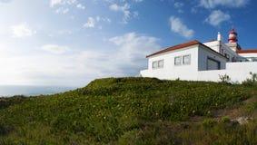 Cabo da Roca, Portugalia, Iberyjski półwysep, Europa Obraz Stock