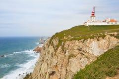 Cabo da Roca przylądek Roca Zdjęcie Royalty Free