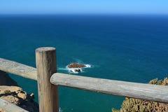 Cabo da Roca seascape Zdjęcia Royalty Free