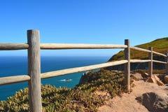 Cabo da Roca seascape Obrazy Stock