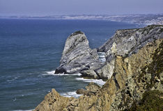 Cabo Da Roca Sintra Portugal Royalty Free Stock Image