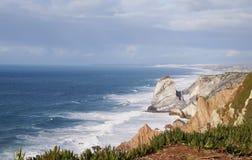 Cabo DA Roca, Sintra, Portugal Royalty-vrije Stock Foto