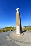 Cabo da Roca, Sintra, Portugal Stock Images