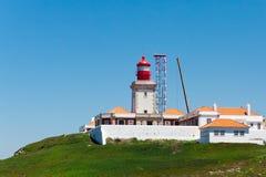 Cabo da Roca Sintra, Portugalia (przylądek Roca) Zdjęcia Stock
