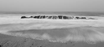 Cabo das tempestades na névoa Fotos de Stock
