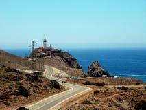 Cabo de Almeria Fotografia Stock