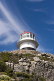 Cabo de Buena Esperanza, Ciudad del Cabo del faro Foto de archivo libre de regalías