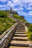 Cabo de Buena Esperanza el faro Fotos de archivo