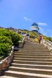 Cabo de Buena Esperanza el faro Imagen de archivo libre de regalías