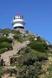 Cabo de Buena Esperanza el faro Imagenes de archivo