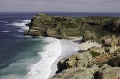 Cabo de Buena Esperanza en Suráfrica Fotos de archivo libres de regalías