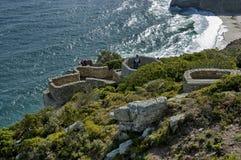 Cabo de Buena Esperanza, Suráfrica Imagen de archivo libre de regalías