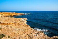 Cabo de Chipre fotografia de stock royalty free