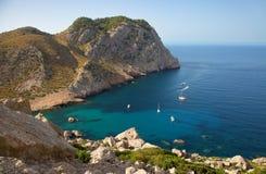 Cabo de Formentor Fotografia de Stock Royalty Free