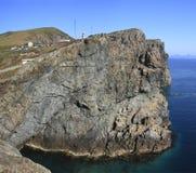 Cabo de Gamov, mar de japão, Rússia Imagens de Stock Royalty Free