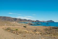 Cabo De Gata Lizenzfreies Stockfoto