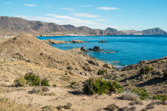 Cabo de Gata Imagem de Stock Royalty Free