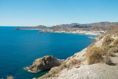 Cabo De Gata Lizenzfreie Stockfotos