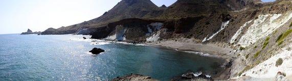 Cabo de Gata, Almeria, Andalousie Images libres de droits