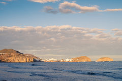 Cabo de Gata Royalty Free Stock Images