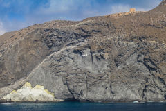 Cabo de Gata-Níjar Natural Park in the south-eastern corner of Spain Royalty Free Stock Photography