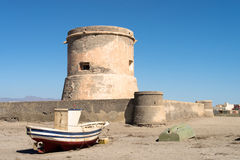 Cabo de Gata, Spain Stock Photo
