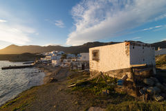 Cabo de Gata, village Stock Photo